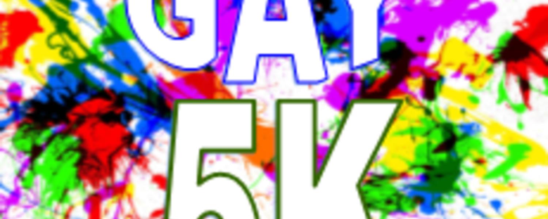 That Gay 5K logo