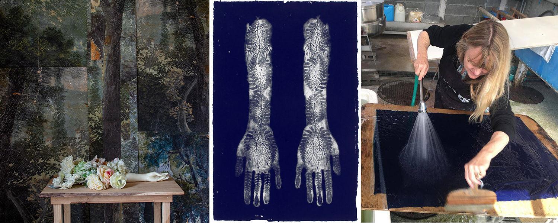 Valerie Hammond, artist talk, Kent Blossom Art Lecture Series