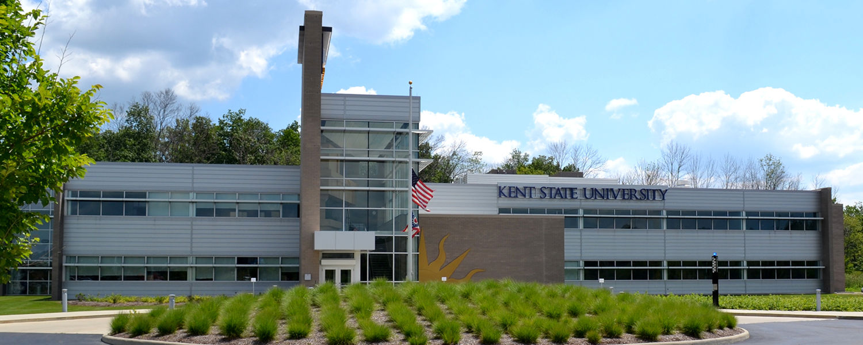 Regional Academic Center building in Twinsburg