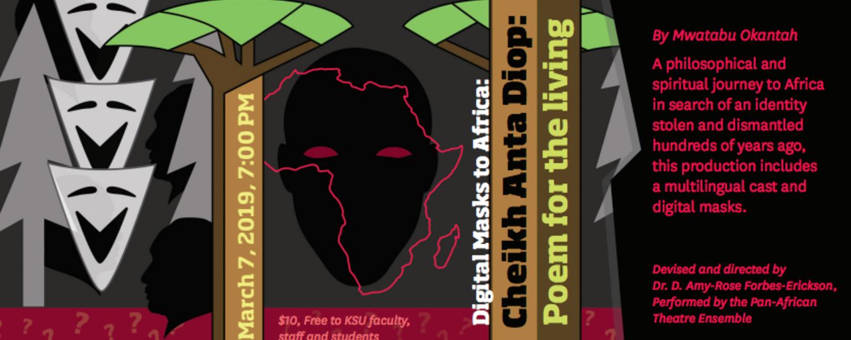 Digital Masks to Africa