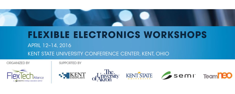 Flexible Electronics Workshops