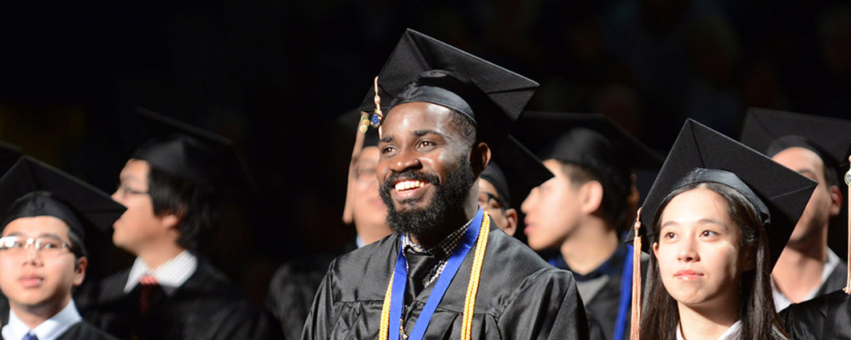 Internation Graduate