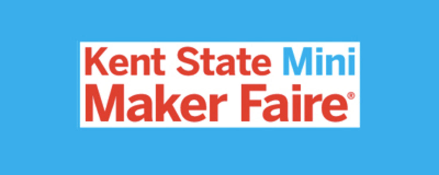 Makers across all disciplines, from art and design to technology and science have the opportunity to exhibit and discuss their unique talents in one environment at the annual Kent State Mini Maker Faire