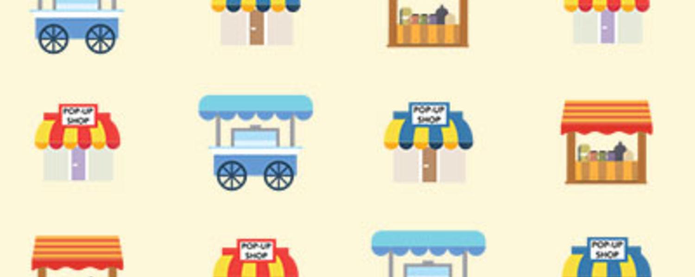 LaunchNET Entrepreneur Pop-Up Shop