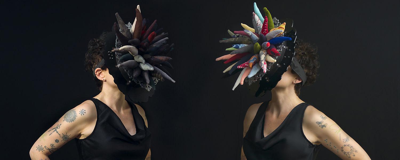 Renee Zettle-Sterling Artist Talk, Friday, Feb. 7, 12-1 pm, CVA 165