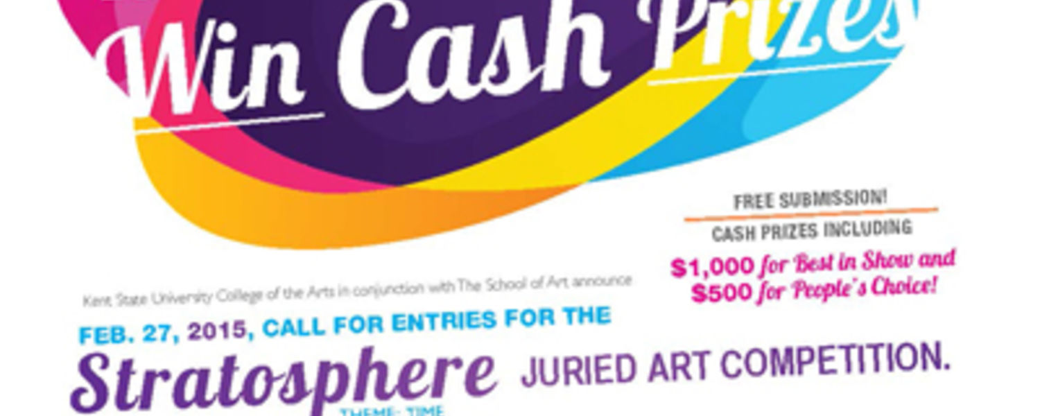 STRATOSPHERE: a juried art competition