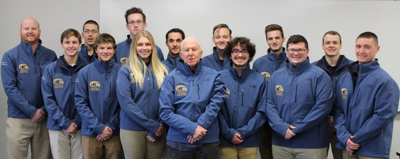 2017 Flight Jacket donation from Eugene Montgomery
