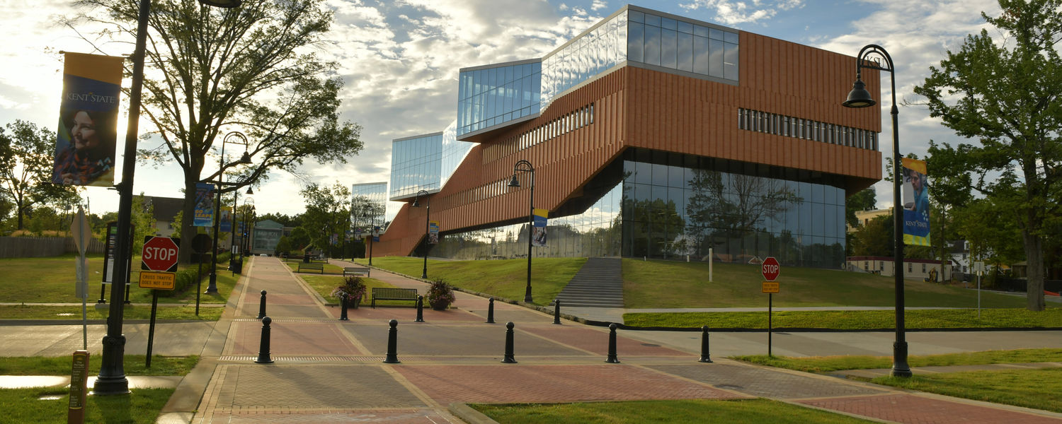 Town Gown: The New York Times Features The New Center For Architecture And  Environmental Design | Kent State University