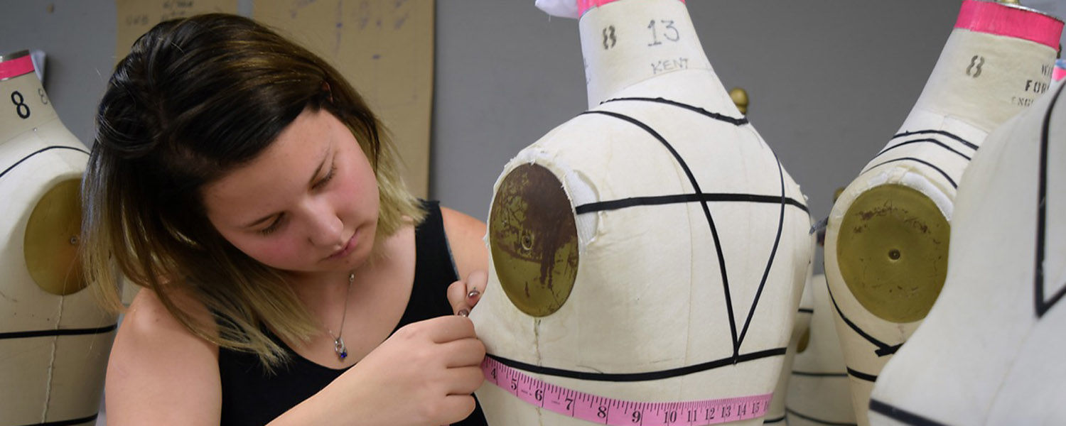 Kent State fashion design and business student Madeline Mehler's new clothing business, Sultrie, aims to add to the sustainable fashion movement.