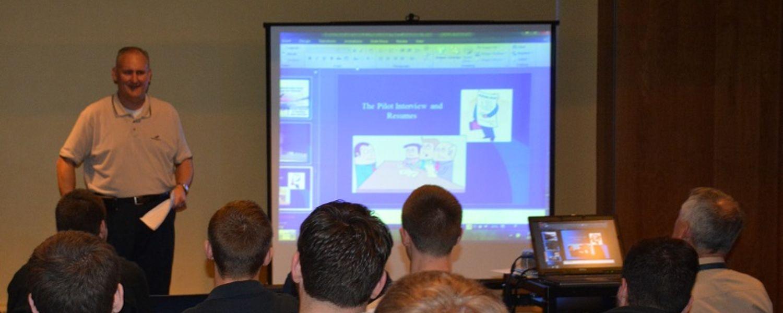 photo 2015 Aero Safety Day speaker presentation