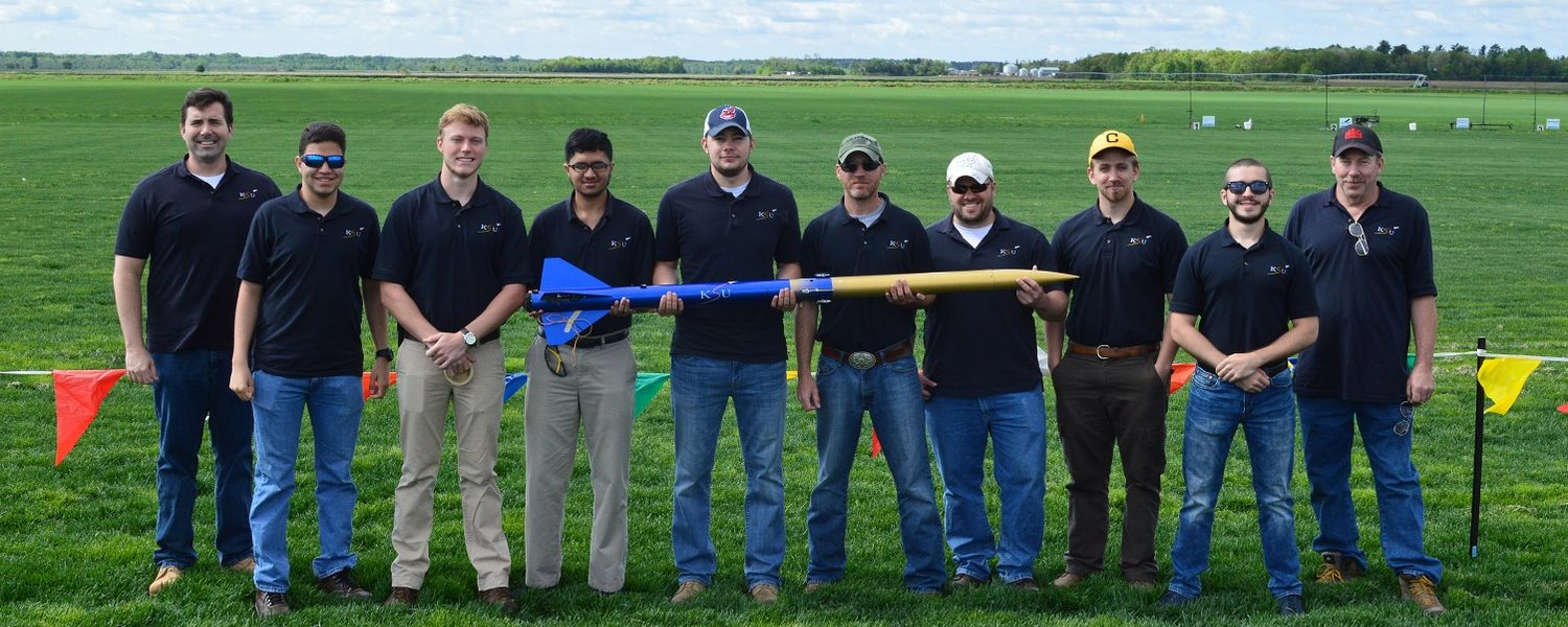 photo High-Power Rocket Club attending 2017 Space Grant Midwest High-Power Rocketry Competition
