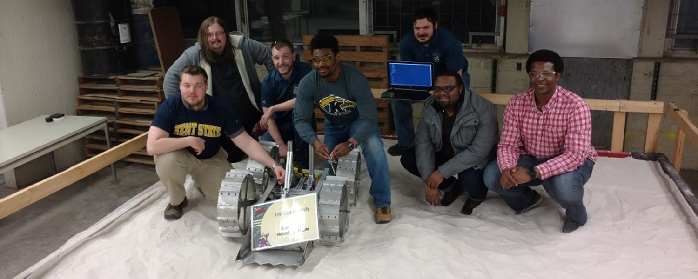 photo Robotics Team 2017