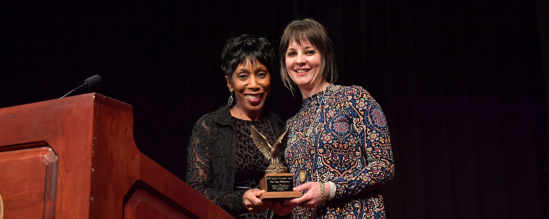 2017 Trailblazer Award Recipient Suzy D'Enbeau, Ph.D.