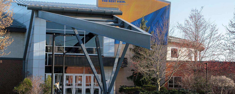 SRWC outside entrance