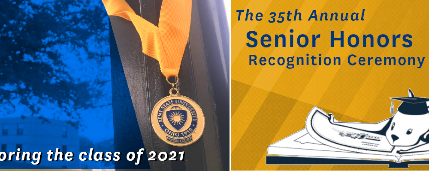 The 35th Senior Honors Recognition Ceremony