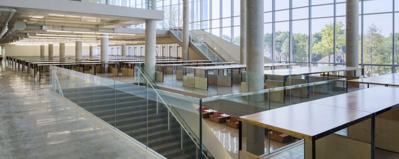 Center for Architecture and Environmental Design Interior