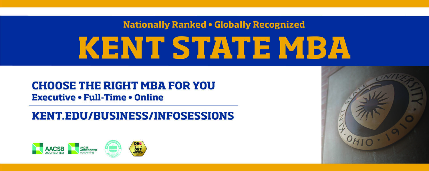 Kent State MBA Information Session