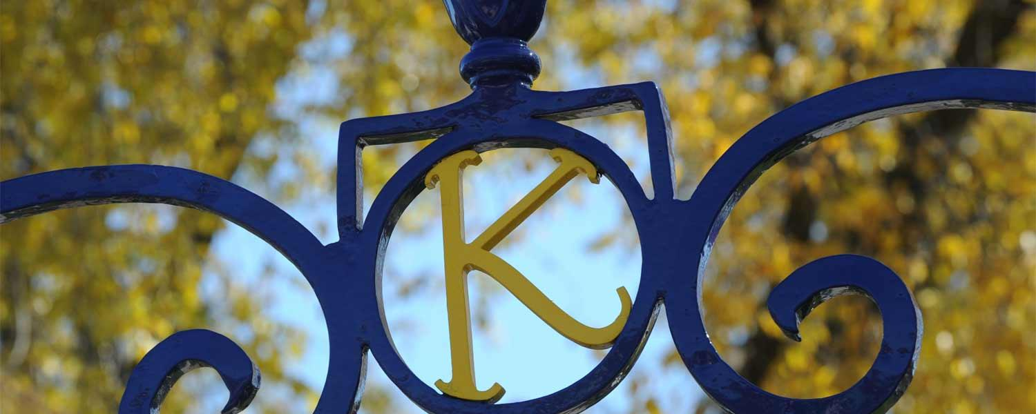 Kent State University is located in Kent, Ohio.