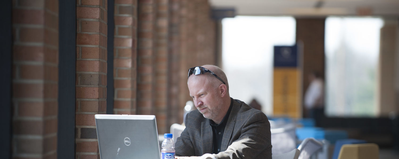AVP for Research Faculty Development, Dr. Doug Delahanty