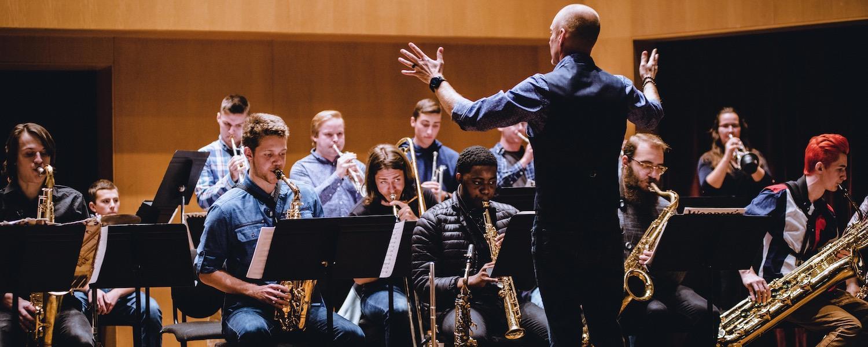 KSU Jazz Orchestra (Photo Credit: Mason Smith)
