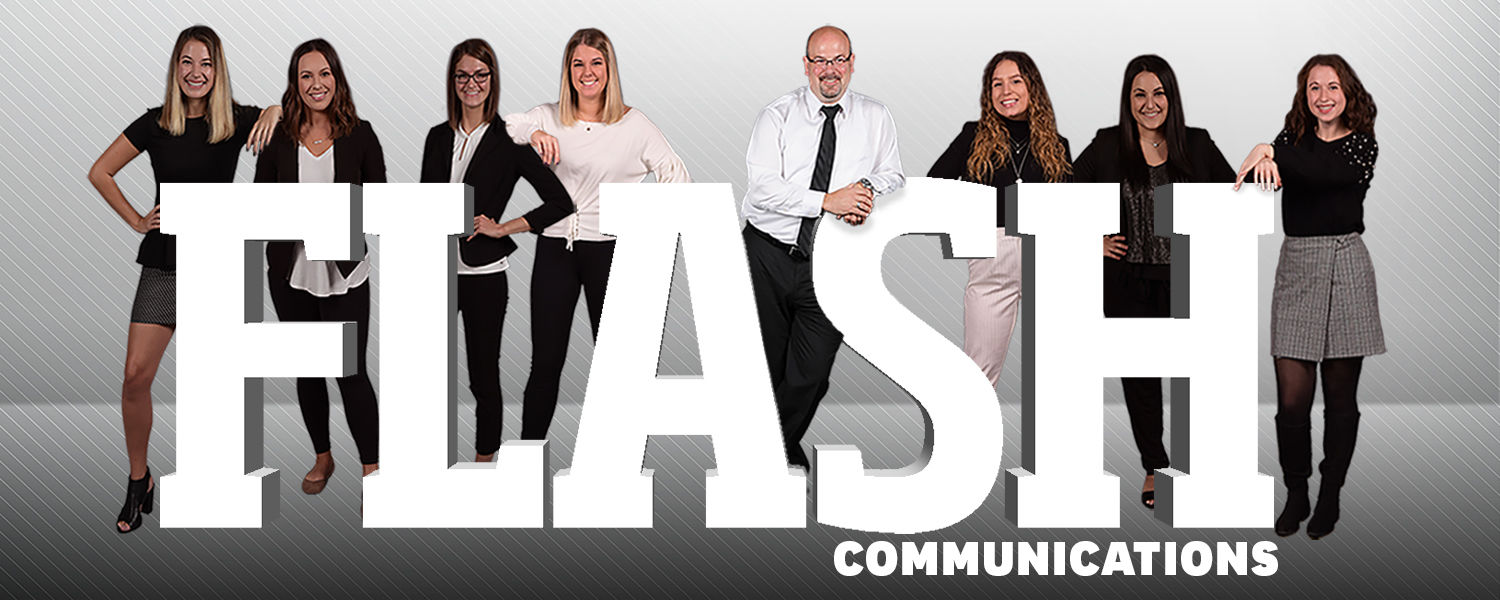 Spring 19 Flash Comm Staff Picture