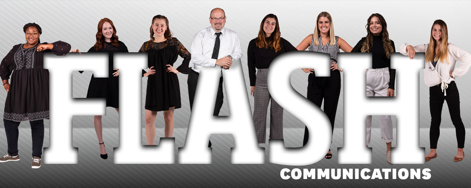 Fall 19 Flash Comm Staff Picture