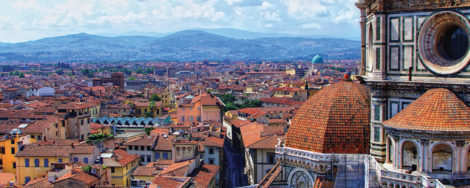 Florence, Italy, home of Kent State's Florence Center