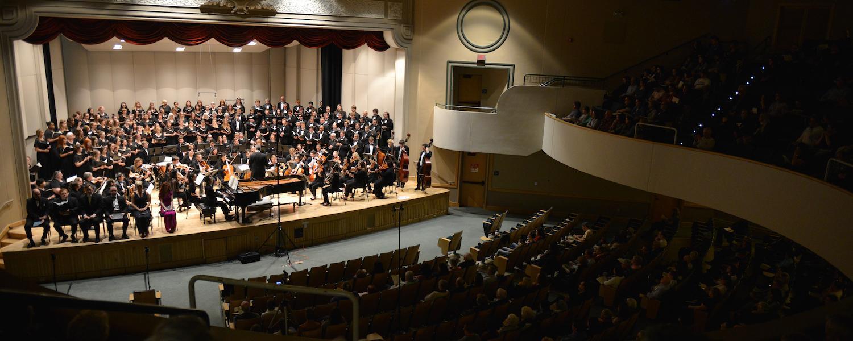KSU Orchestra and Choirs