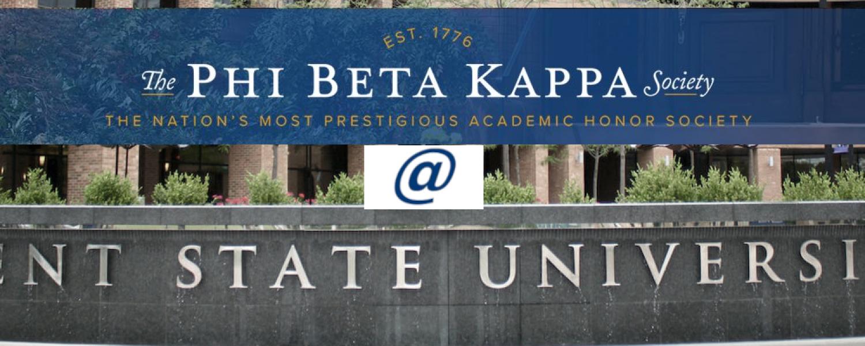Phi Beta Kappa at Kent State University