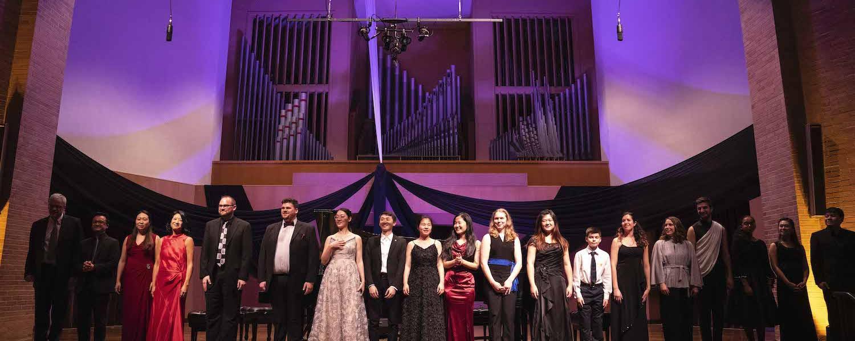 February 2020 Piano Gala | Photo Credit: Dominic Iudiciani