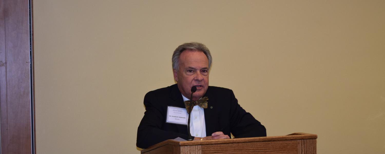 Keynote Speaker Dr. George Newkome