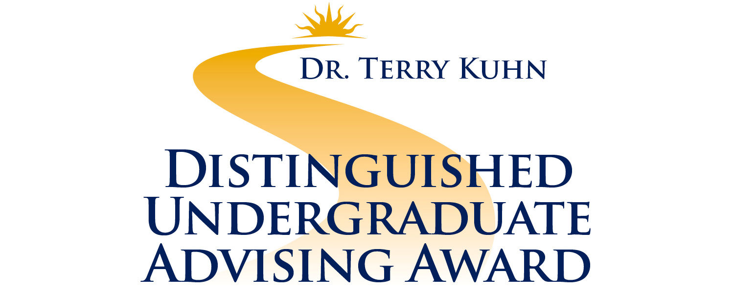 Dr. Terry Kuhn Distinguished Advising Award