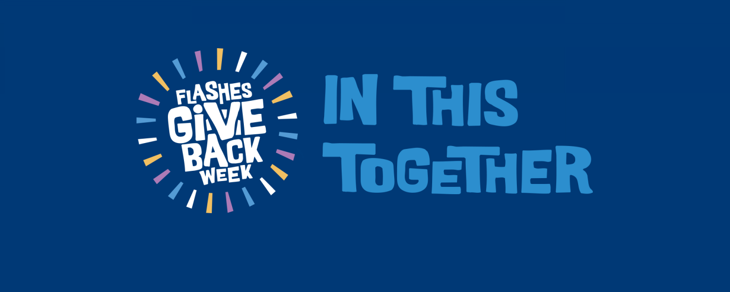 Flashes Give Back Week: In This Together