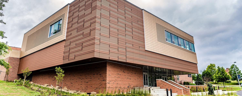 Stark Campus Fine Arts Building