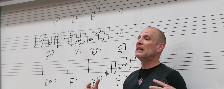 Bobby Selvaggio Teaching