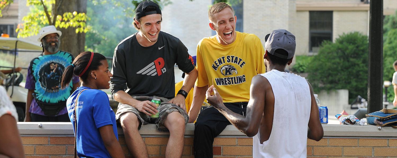 Kent State Campus Life