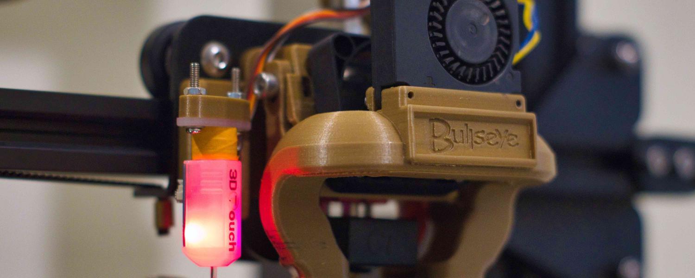 Bullseye 3D printing