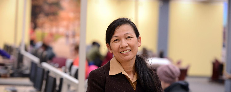 Marcia Lei Zeng