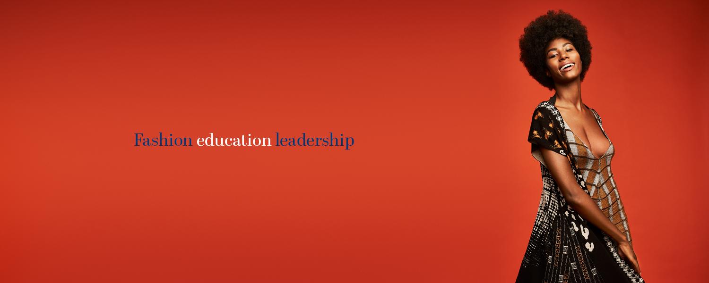fashion education leadership