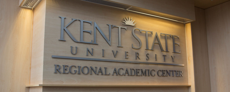 Inside Kent State Regional Academic Center