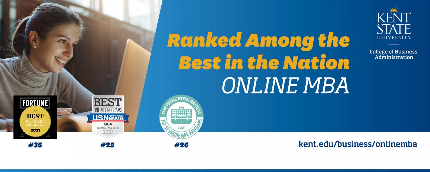 RANKED among the best in the nation for online mba