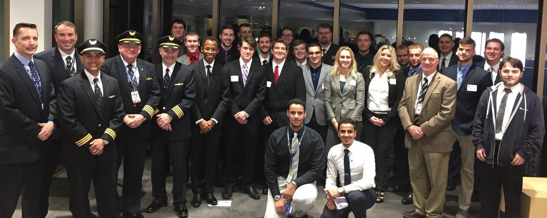 Aeronautics Program Bi-Annual Mock Interview and Networking