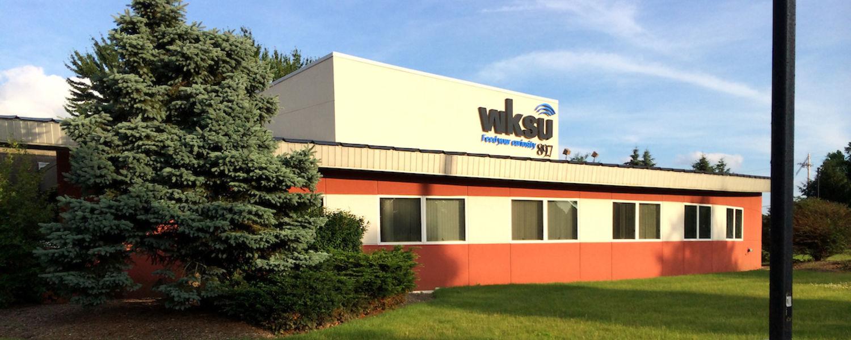 WKSU building