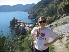 Kent Stater in the Mediterranean