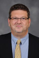 Photo of Professor Christopher Woolverton