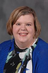 Dr. Kelly Cichy Headshot