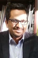 Photo of Dr. Cheruvu