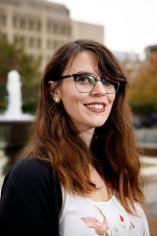 Ellie Hansen, Director of Academic Advising