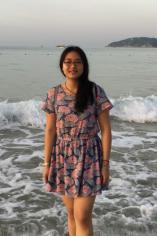 Huiyu Lin Headshot
