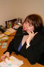 Photo of Janna Korzenko at Kent State University